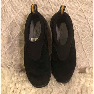 Merrell Winter Moc Shoe  Slip-on Black Suede